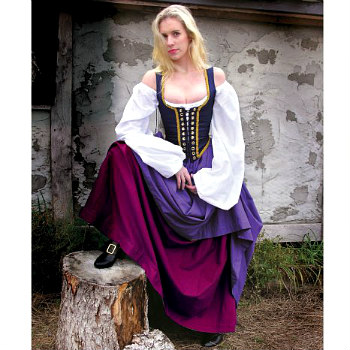 Peasant Tavern Wench
