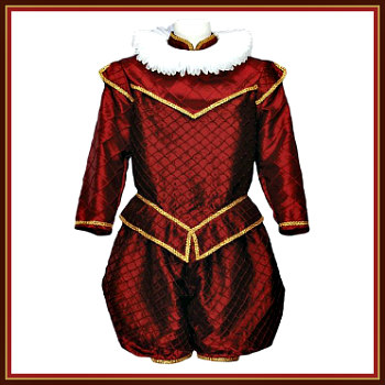 Men\u0027s Renaissance Royal and Noblemen Costumes