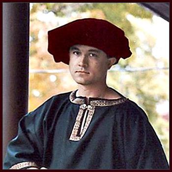Men s Medieval Renaissance Hats e7adf6f5c49