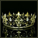 Medieval King Crowns