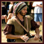 Renaissance Peasant Men Tops Tunics, Shirts and Vests