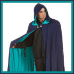 Men's Medieval Renaissance Capes and Cloaks Intro Image