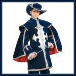 Musketeer Swordsman Costume