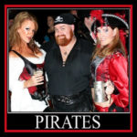 Men's Pirate Costume Sets