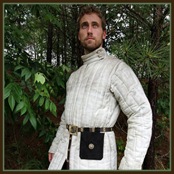 Mens Medieval Renaissance Leather Accessories