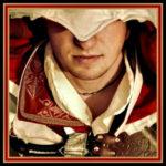 Deluxe Adult Costumes - Assassin's Creed II men's Ezio costume