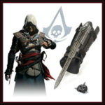 Deluxe Adult Costumes - Assassin's Creed Weapons Intro Image