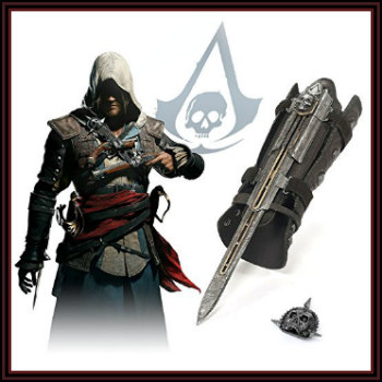 Assassin S Creed Weapons Deluxe Theatrical Quality Adult Costumes