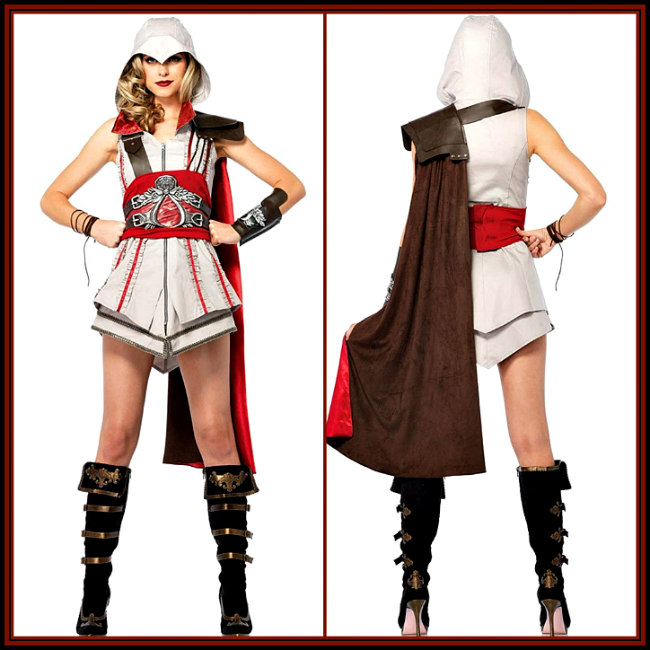 Women S Assassin S Creed Costumes Deluxe Theatrical Quality