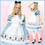 Alice in Wonderland Costumes - DeluxeAdultCostumes.com