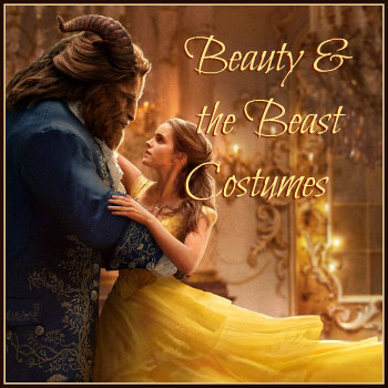 Beauty and the Beast Gaston Deluxe Adult Costume