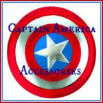 Captain America Accessories - DeluxeAdultCostumes.com