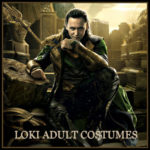 Loki Adult Men's Costumes - DeluxeAdultCostumes.com