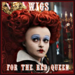Red Queen Alice Adventures Through the Looking Glass