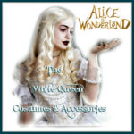 The White Queen Costumes and Accessories