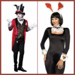 Adult White Rabbit Alice in Wonderland Costumes & Accessories