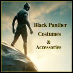 Marvel Adult Black Panther Costumes & Accessories
