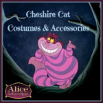 Adult Cheshire Cat Alice in Wonderland Costumes and Accessories - DeluxeAdultCostumes.com