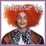 Men's Mad Hatter Costume Wigs