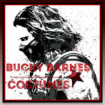 Men's Bucky Barnes Capt. America Costumes & Accessories