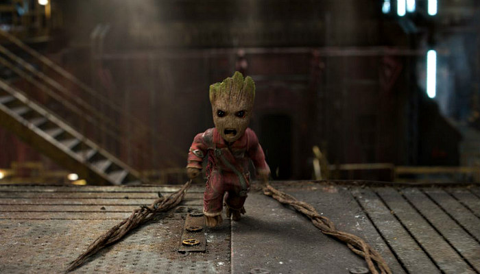 Guardians of the Galaxy Baby Groot Costumes