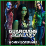 Guardians of the Galaxy Women's Costumes
