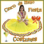 Women Cinco de mayo Fiesta Costumes