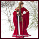 Women's Medieval Period Dress and Gown Costumes