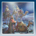 And Three Wise Men Came Bearing Gifts by Tom DuBois